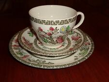 Johnson Brothers INDIAN TREE Trio Side Plate Cup And Saucer