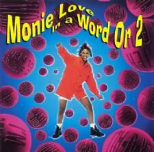 Monie Love - In A Word Or 2 - New Lp
