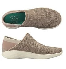 NEW Skechers Women's You Slip-On Walking Shoes Taupe Brown Size 9 rrp $119.95