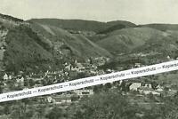 Oppenau im Rechntal - Ortsansicht  - um 1935       S 17-12
