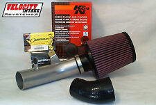 Raptor 700 06-14 Velocity Intake Kit with Large K&N Filter and Outerwears EFI
