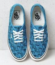 1bcf5036f1 VANS Mens 11.5 Womens 13 Authentic 44 DX Anaheim Factory OG Brig Blue  SNEAKERS