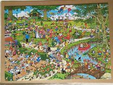 Jumbo 500 XL large piece jigsaw 'The Park'