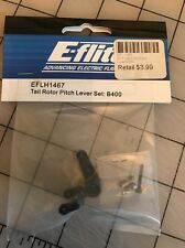 E-Flite Tail Rotor Pitch Lever Set Blade 400 MEGA REDUCTION!