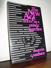 The New Age: Notes of a Fringe Watcher by Martin Gardner (1988, Paperback)