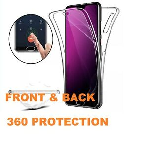360 Full Body Case Shockproof Cover For Huawei Y6 Y7 PSMART (2019) P20 P30 PRO