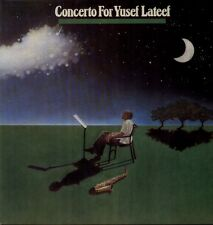 Lateef Yusef, Concerto for Lateef, rare 1988 LP
