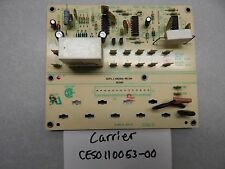 Carrier Bryant Payne CEPL110266-01SA 0346 CESO110053-00 Defrost Circuit Board