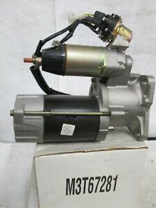 Mitsubishi M3T67281 Starter OSGR-CW-11T Mitsubishi Fuso FE 3.3 L 1987-1988
