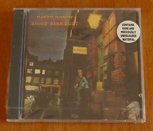 David Bowie / the Rise and Fall of Ziggy Stardust & the Spiders from Mars *OVP*