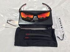 Oakley OO9359-0457 Crossrange R Prizm Ruby Sunglasses