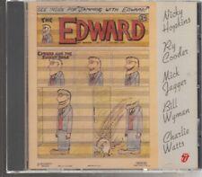 jamming with edward cd promo mick jagger bill wyman charlie watts ry cooder