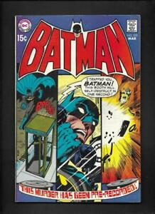 Batman 220 VF+ 8.5 Hi-Res Scans