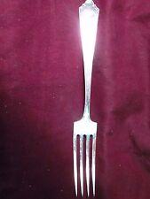 """Watson Sterling John Alden Dinner Fork 7 1/2"""" No Mono 46g"""