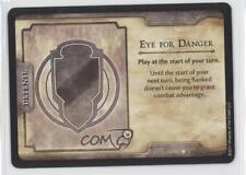 2011 Dungeons & Dragons - Fortune Card Booster Pack Base #30 Eye For Danger 1i3
