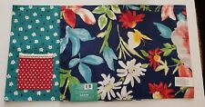The Pioneer Woman Fiona Floral Reversible Fabric Placemat - Set of 2