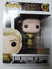 Funko Pop Game of Thrones #87 Ser Brienne of Tarth BoxLunch Exclusive New