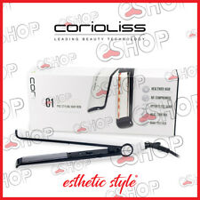 PIASTRA CORIOLISS C1 INFRARED WHITE-BLACK PRO STYLING HAIR IRON