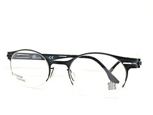 Alte ' by Link Glasses Eyeglasses Germany Titanium UOMO Round Woman