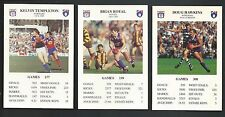 1994 Spears Footscray Team Set of 3 Mint Condition Templeton Royal Doug Hawkins