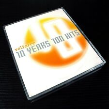 Velfarre 10 Years 100 Hits JAPAN 2xCD Hi NRG, Italo-Disco, Eurodance #16-1
