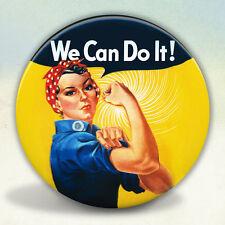 We Can Do It! Pocket Mirror tartx