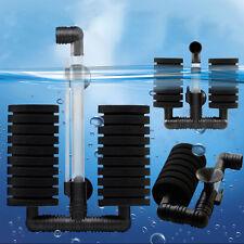 Fish Aquarium Biochemical Sponge Filter Fish Tank Air Pump Bio Sponge Supplies