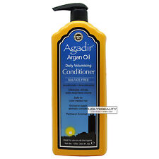 Agadir Argan Oil Daily Volumizing Conditioner 1 L / 33.8 Fl. Oz. Sulfate Free