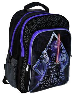Star Wars  Rucksack    Backpack  Schulrucksack STA-850