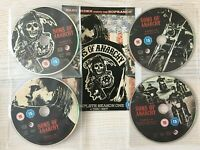 DVD Boxset - Sons Of Anarchy Complete Season 1 - INSERT & DISCS ONLY *4 Discs*