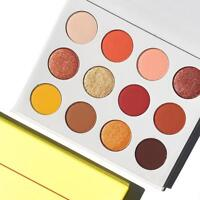 12 Colors Cosmetic Beauty Matte Eyeshadow Cream Eye Shadow Makeup Palette Kit A+