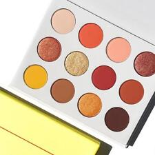 12 Colors Cosmetic Beauty Matte Eyeshadow Cream Eye Shadow Makeup Palette Kit