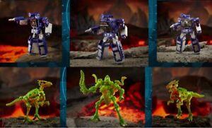 Transformers Kingdom Core Class Soundwave Dracodon Megatron Starscream Presale