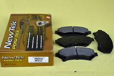 PMD699 Front Premium Semi Metallic Brake Pads(Made in Canada)