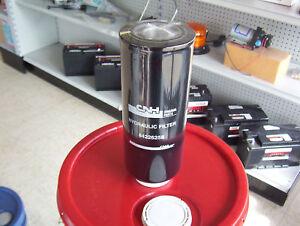 CASE Hydraulic Filter 84226258 (Prior D126922) 1840,1845C Uni-Loader Skid Steer