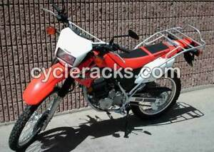 Honda CRF230L Motorcycle Rack