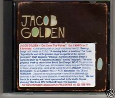 (F72) Jacob Golden, Out Come The Wolves - DJ CD