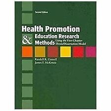 Health Promotion and Education Research Methods : Using the Five Chapter...