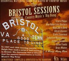 Bristol Sessions 1927/28-Country Mus (2012, CD NEUF)