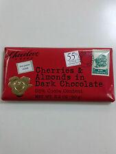 Chocolove  Cherries & Amonds in Dark Chocolate 55% cacao