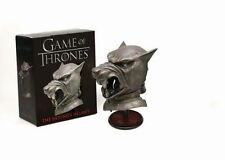 Game of Thrones: The Hound's Helmet by Running Press (Mixed media product, 2016)