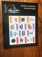 USPS 2011 Pioneers of American Industrial Design #4546 12 Forever Stamps