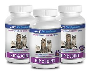 joint pain cat food - CAT HIP AND JOINT SUPPORT 3B- hip and joint for cats