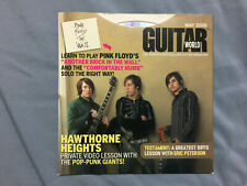 HAWTHORNE HEIGHTS - CD ROM / AUDIO CD - GUITAR WORLD - MAY 2006