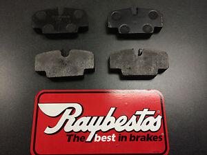 Raybestos Racing Brake Pads ST43R608.16 ...FREE PRIORITY SHIPPING!