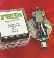 Rega Elys 2 Phono Cartridge - Excellent, new chrome headshell - made in England