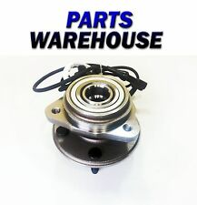 1 Front Wheel Hub And Bearing For 4Wd 4X4 5Lug Explorer/Mountaineer 1Yr Warranty