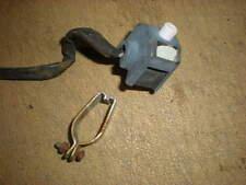 Kill Switch Button, clamp, wiring - 1980 1981 1982 Kawasaki KDX175 KDX 175