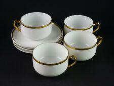 Taza de té placa lateral platillo y Royal Norfolk-magnífico patrón de Rose Trio Set