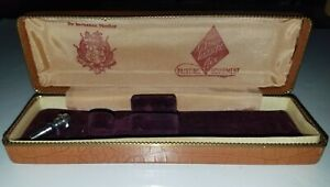 """Vtg Paasche Air Brush Box only Plus One Attachment """"NO AIRBRUSH"""""""